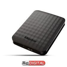 HARDISK HARD DISK HDD ESTERNO 2,5 500GB MAXTOR STSHX-M500TCBM AUTOALIMENTATO