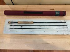 Orvis Trident Tl 9' 6wt 4pc Tip Flex fly rod - Used in Great Condition!