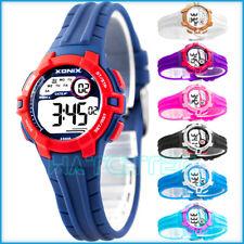 Digital XONIX Watch - Women's and Kids' - Modern Design, Water Resistant 100m
