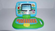 2013 LeapFrog My Own LeapTop Pretend Laptop Computer Educational Toy Personalize