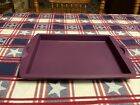 """New Tupperware: Silicone Rectangular Form Freezer Oven Microwave, 9.75""""x7""""  #1"""