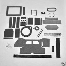 DMT AMC 1976 76 1977 77 1978 78 Gremlin Hornet AC Heater Box Resto Kit Seals
