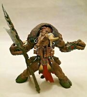 "World of Warcraft Series 1 Tauren Shaman Minotaur Action Figure Large 9"" RARE"