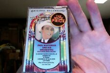 Paul Whiteman & His Orchestra- featuring Bing Crosby- new/sealed cassette