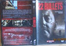 22 BULLETS * DVD * JEAN RENO * KAD MERAD * RICHARD BERRY * ACTION * THRILLER *