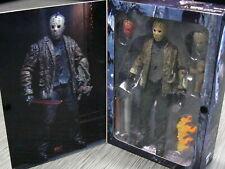 "Neca Friday The 13Th Freddy vs. Jason Voorhees Ultimate 7"" Action Figure Nib Box"