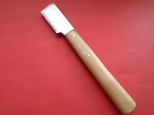 Pet Stripping Coarse English Knife Hand Tool Grooming Cat/Dog Trim Cut & Style