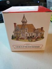 Liberty Falls Collection Church of the Holy Redeemer Ah170 1998 new in box