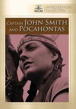 Captain John Smith & Pocahontas - Region Free DVD - Sealed
