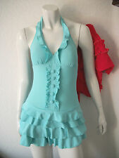 WMNS 4 / 6 ADORABLE GENERIC FRILLY ONE PEICE BATHING SUITS (2)