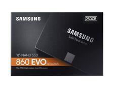 Samsung 860 EVO 250GB 2.5 Inch SATA III Internal SSD