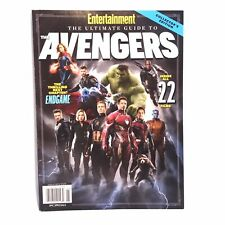 Entertainment Magazine Collector's Edition The Ultimate Guide To The Avengers