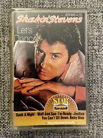 Shakin' Stevens - Shakin' Stevens Let's Dance (Tape, 1978, Karussell)
