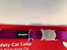 Red Dingo Collier pour Chat Vert Taille S