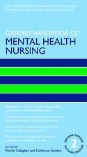 Oxford Handbook of Mental Health Nursing by Callaghan and Gamble 2/e (Paperback)