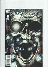 Dc Direct Blackest Night Action Figures Nib