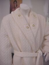 FAB NW 40/50's Rhapsody By Glazier Starlet Hollywood Lounge Outfit / Satin