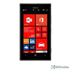 NUOVO CON SCATOLA Nokia Lumia 925 Nero 16GB RM-892 Sbloccato DI FABBRICA LTE 4G 3G 2G nuovo SIMFREE