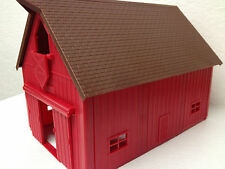 1/64 ERTL FARM COUNTRY RED WESTERN BARN