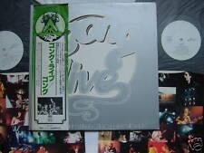 PROMO WHITE LABEL JAPAN OBI GONG LIVE ETC UNIQUE COVER