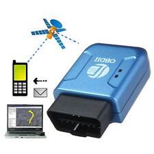 Neu OBD2 OBDII GPS GPRS Echtzeit Tracker Auto Fahrzeug Tracking System Geo-fence