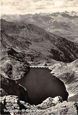 Cartolina - Postcard - Val Gerola - Lago d'Inferno - 1965