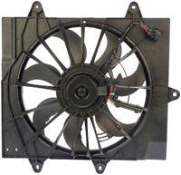 Engine Cooling Fan Assembly Dorman fits 04-05 Chrysler PT Cruiser 2.4L-L4