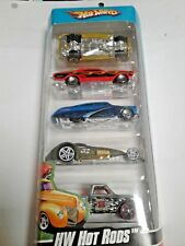 hot wheels 5 pack with 69 chevy pick up v h t f