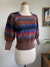 Vintage 1980's Sweater XS Eastside Clothing Co.