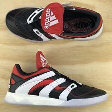 32b70356c Adidas Predator Accelerator TR Trainers Black Red David Beckham D96670 Size  10