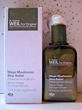 NIB ORIGINS DR WEIL MEGA MUSHROOM ADVANCED FACE SERUM Large Full Size 1.7oz/50ml