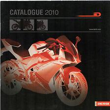 Derbi Motorcycles & Scooters 2010-11 UK Market Sales Brochure 50 125