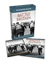 The Battle of Britain DVD and Magazine Book Gift Set