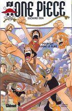 ONE PIECE tome 5 Oda manga shonen en français