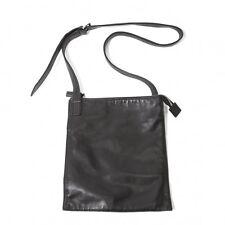 agnes b. VOYAGE Leather Shoulder Bag(K-46429)