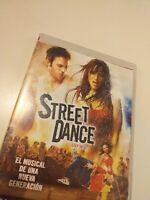 Dvd   STREET DANCE (EL MUSICAL DE UNA NUEVA GENERACION )