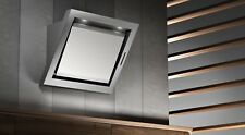 Airforce F113 100cm Cooker Hood - Stainless Steel and White Glass Touch Control