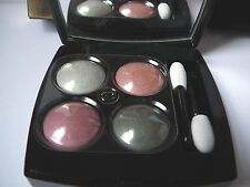 Chanel Les 4 Ombres Quadra Eyeshadow #86 Garden Party Full size.&boxed