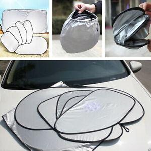 6 Pcs Accessories Car Auto Window Sun Shade Sunshade Shield Cover UV Block