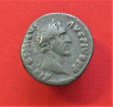 Authentic Ancient Roman Limes Coin denarius Antoninus Pius 138-161Ad
