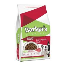Barker's Adult Beef Vegetable Flavor Protein From Beef No Artificial Color 5lb