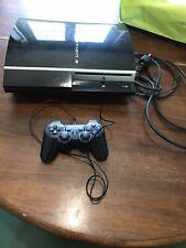 Sony PlayStation 3 60 Go Console Noir (CECHH04) PS3