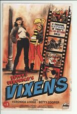 Betty & Veronica Vixens #1 - 2 books (main and variant) NM+