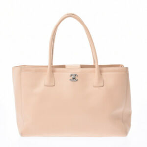 CHANEL Executive tote beige bags 800000088130000