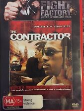 The Contractor (DVD) - Free Post!!
