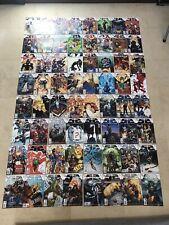 64 Book Lot DC 52 Week Countdown Aftermath Batman Batgirl Lobo Black Adam JLA+++