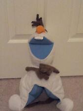 Disney-Frozen-Olaf-Character-Hat-Snowman-Disney-Theme-Park-Merchandise-One-Size