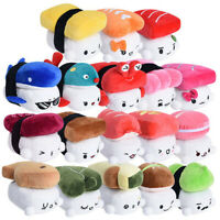 "Home Decorative Gifts Japanese Food Sushi Soft Cushion Choba Doll 10"" inch/26 cm"