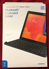 """Authentic Samsung Bluetooth Keyboard Case fits Galaxy Tab Pro / Note Pro 12.2"""""""