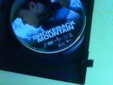 BROKEBACK MOUNTAIN FULL SCREEN DISC IN PACKAGE dvd
